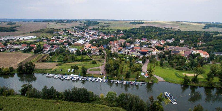 Brachwitz wird schönstes Dorf im Saalkreis