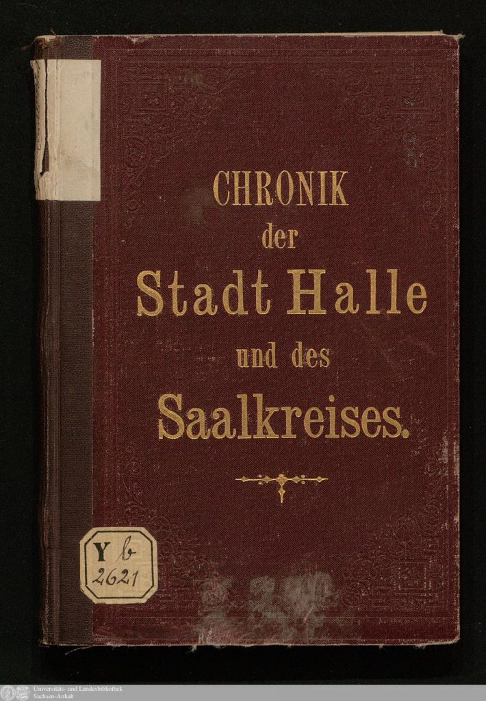 Wanderungen durch den hallischen Stadt- und Saalekreis