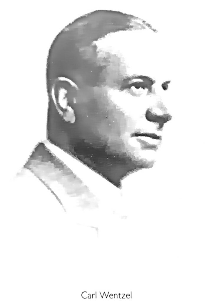 Oberamtmann Carl Wentzel