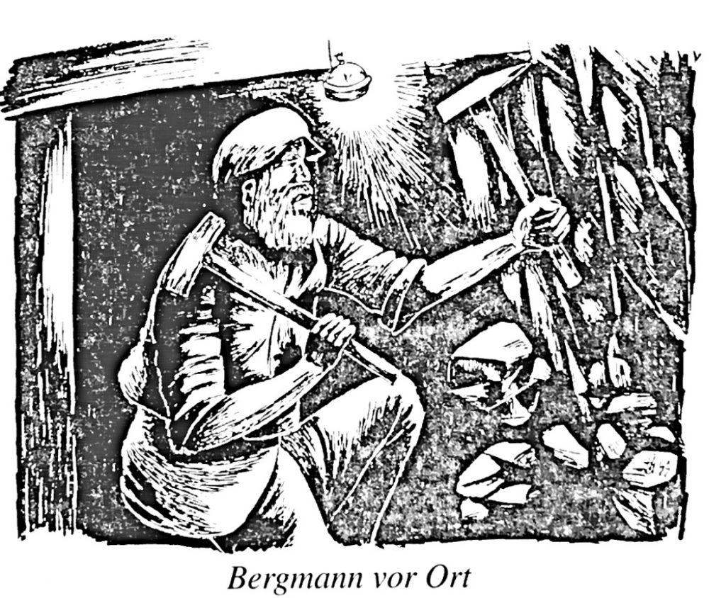 Der Bergbau bei Brachwitz
